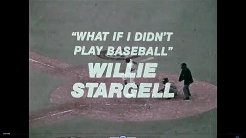 """Willie_Stargell_""""What_If_I_Didn't_Play_Baseball""""_(1974)"""