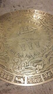 Allegheny County Seal on floor Grant street.jpg