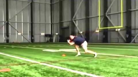 Seahawks Head Coach Pete Carroll teaches rugby tackling YouTube