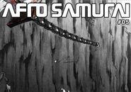 Afro samurai manga -5