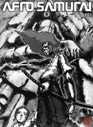 Afro samurai manga -1