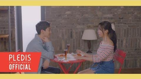 MV RAINA(레이나) - '밥 영화 카페(Loop)' (Feat. Aron of NU'EST)-0