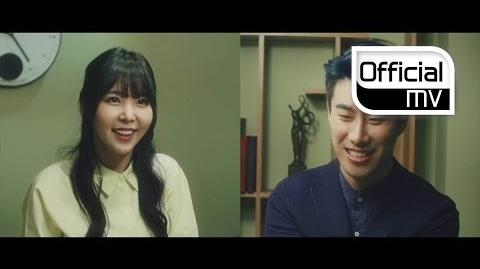 MV_San_E,_Raina(산이,_레이나)_A_midsummer_night's_sweetness(한여름밤의_꿀)