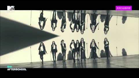 After School - Shh (MV)