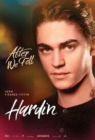 AWF Hardin Poster