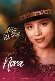 AWF Nora Poster