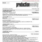 AWF Production