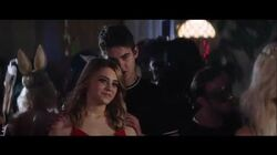 After We Collided - New Years Eve Party scene (exclusive clip)