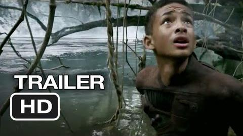 After Earth Official Trailer 2 (2013) - Will Smith Movie HD