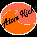 Atom kick!