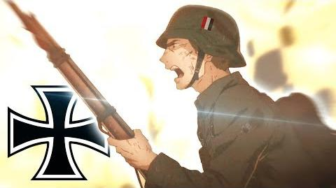 What if GERMANY had an Anime Opening?