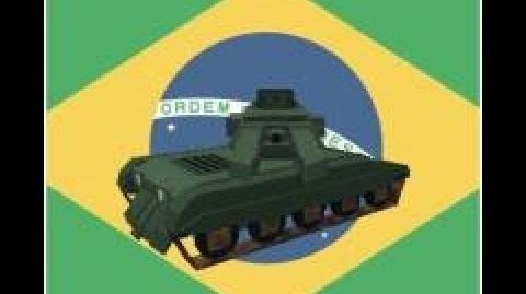 Railgun Tank
