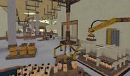 Atom kick assembly line 2