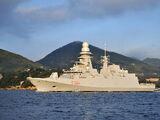 Bergamini class frigate