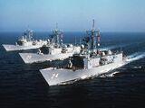 Defiant class frigate