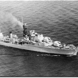 Daring class destroyer