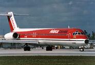 McDonnell Douglas MD-80 Avianca