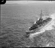 HMS Nepal (G25)