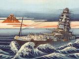Amagi class battlecruiser