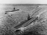 Reprisal class aircraft carrier