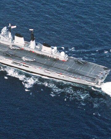 Invincible-class CVL at sea.jpg