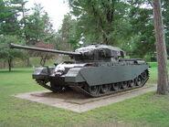 Centurion cfb borden 1