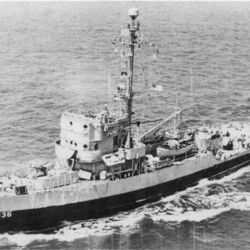 Admirable class minesweeper