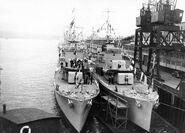 RCNDestroyersAtVancouver1939