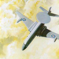 De Havilland Nimrod AEW.3