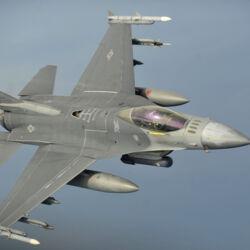 Fort Worth AF F-16/78