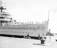 HMS Enterprise (D52)