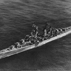 Atlanta class light cruiser