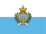 San Marino Flag Small
