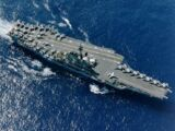 Freedom class aircraft carrier