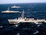 Restigouche class destroyer