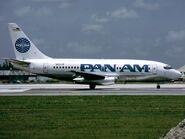 Boeing 737-222, Pan American World Airways - Pan Am AN0472922