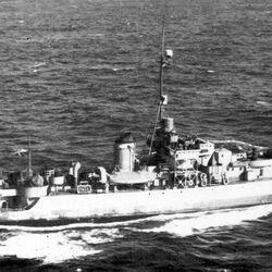 Asheville class frigate