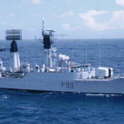 Salisbury class frigate