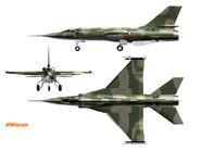 Shenyang J-13