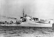 HMS Harvester (H19)