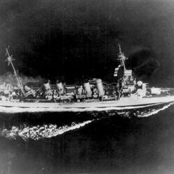 Omaha class light cruiser