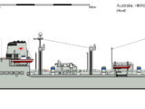 Protector class fast combat support ship