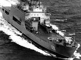 Ivan Rogov class landing ship