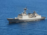 Chungmugong Yi Sun-sin class destroyer