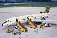 Channel Airways Hawker Siddeley HS-121 Trident 1E AN2388412