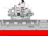 Liberty class aircraft carrier