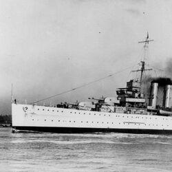 HMS Thunderchild (C60)