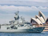 Anzac class frigate