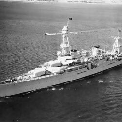 Northampton class heavy cruiser