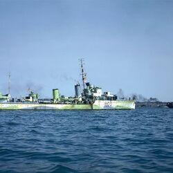 HMCS Restigouche (D199)